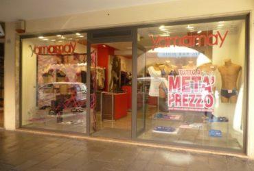 Affitto negozio in centro storico