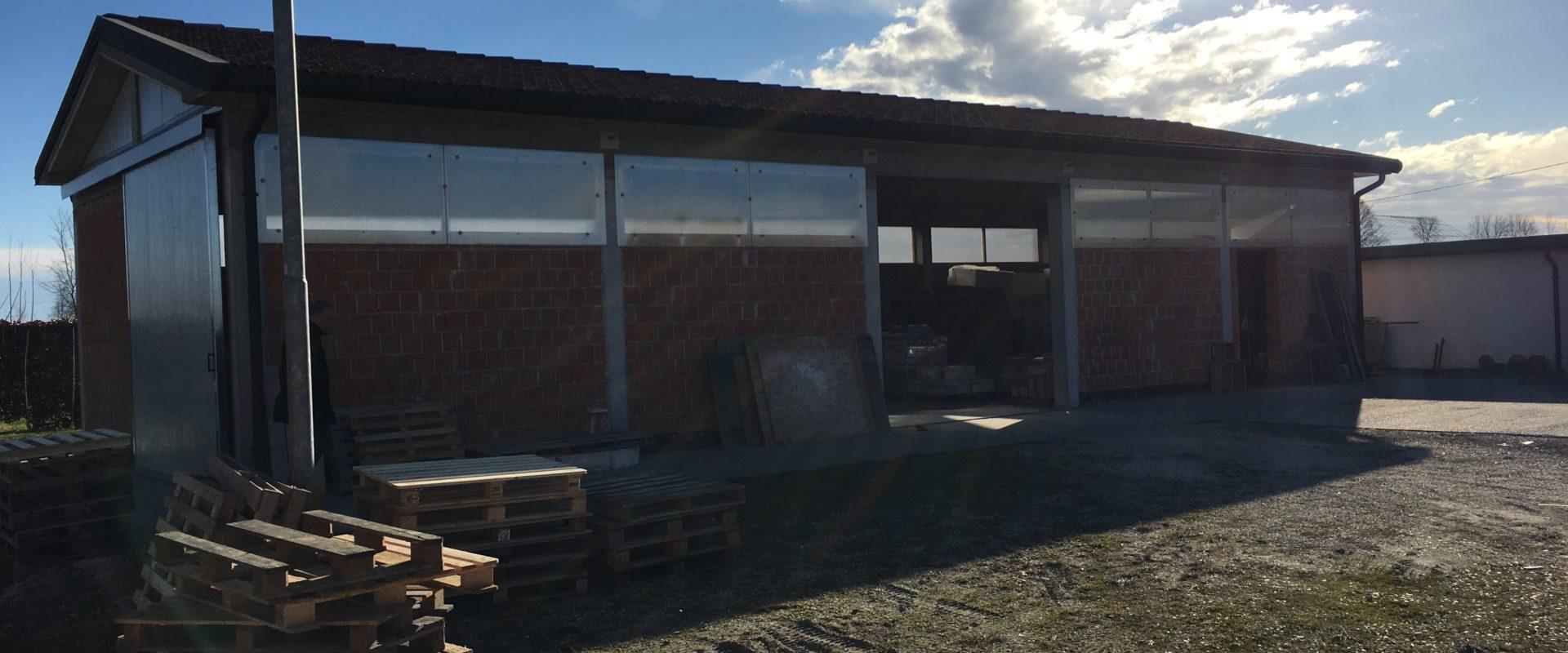 Vendita Casale / Rustico / Casa Colonica/ Cascina a San Giorgio in Bosco – Open space