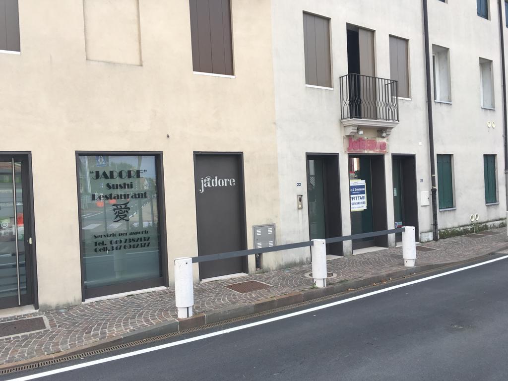 Affittasi negozio/ufficio a Cittadella su via principale