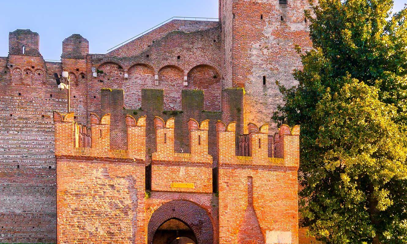 Cittadella, centro storico: vendesi appartamento di prestigio vista mura