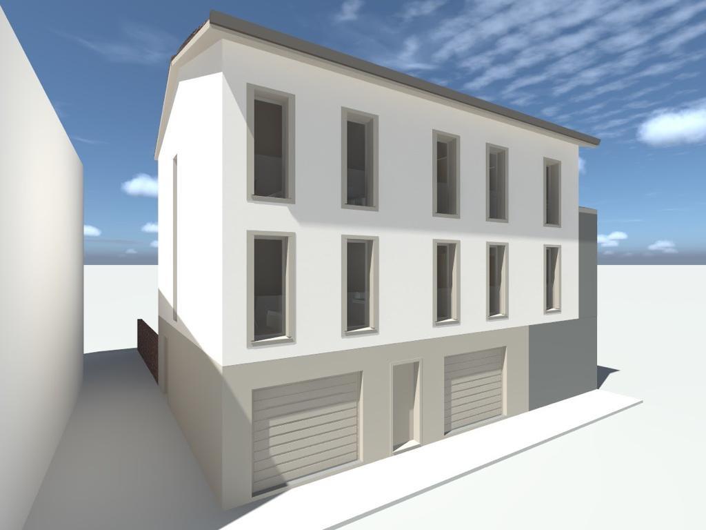 Cittadella, centro storico: vendesi bellissimo appartamento vista mura