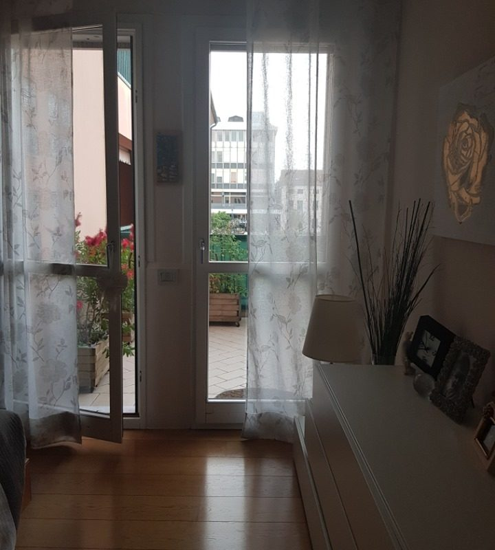 Fontaniva: vendesi appartamento tricamere in posizione centralissima