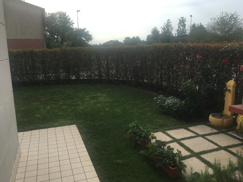 A Fontaniva vendesi bicamere con giardino